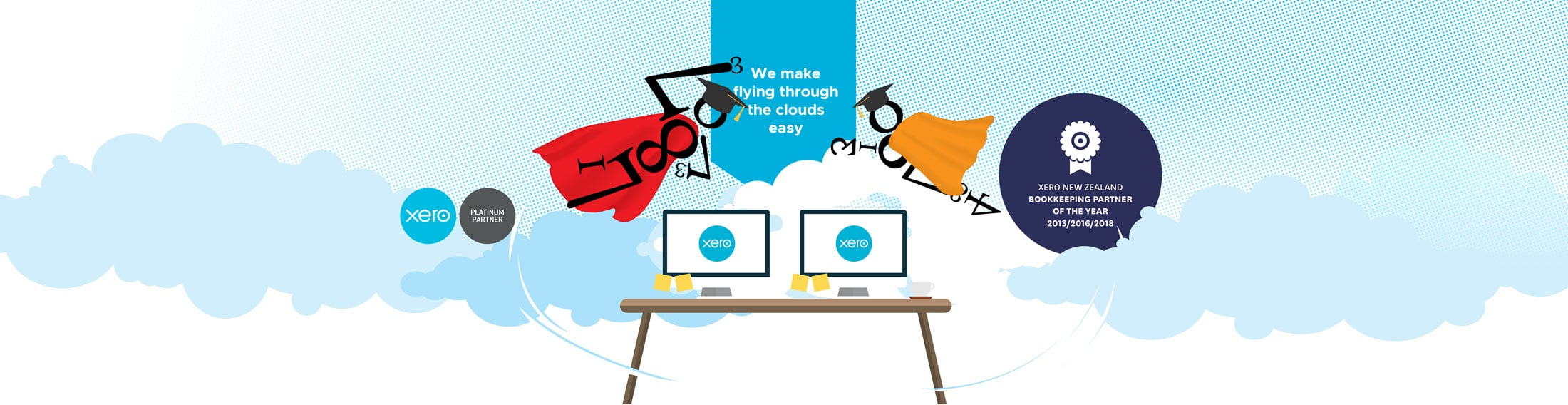 Xero bookkeeping training and education